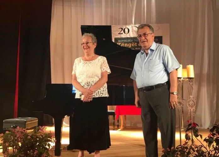 Limoz dhe Adriana Dizdari vijnë me një mesazh për dashamirësit e artit dhe qytetarët