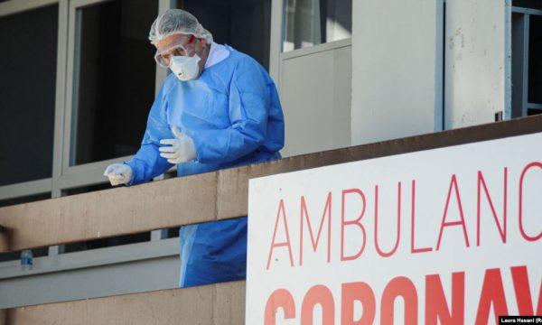 Rreth 500 shtretër dhe 142 respiratorë për rastet me COVID-19