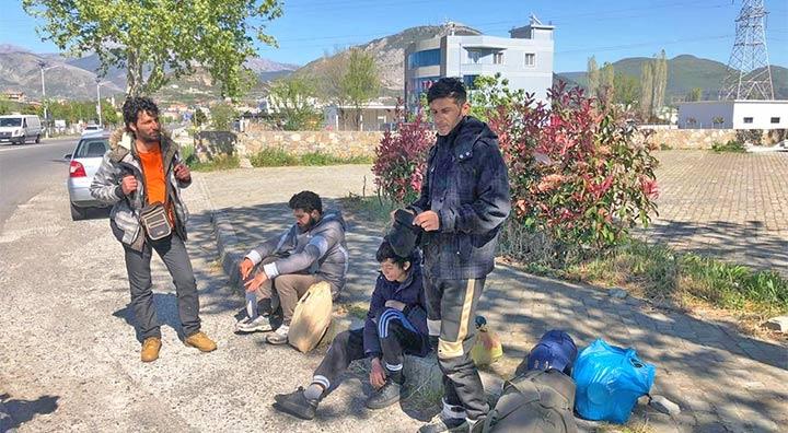 Mbyllja e kufijve i bllokon në Shqipëri emigrantët nga Lindja e Mesme
