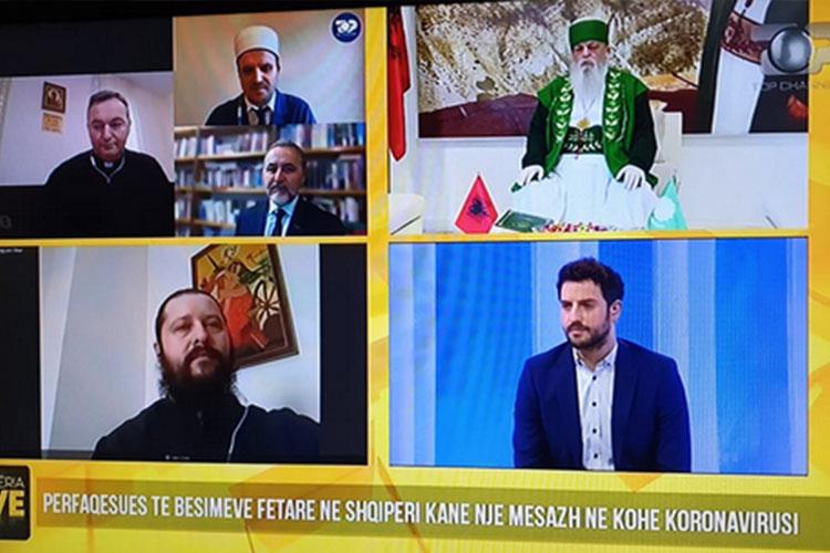 Përfaqësuesit e besimeve fetare në Shqipëri: Koronavirusi? Afrohuni më shumë me Zotin