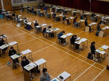 Hong Kong, zbuloni si po zhvillohen provimet e para në botë në kohë pandemie