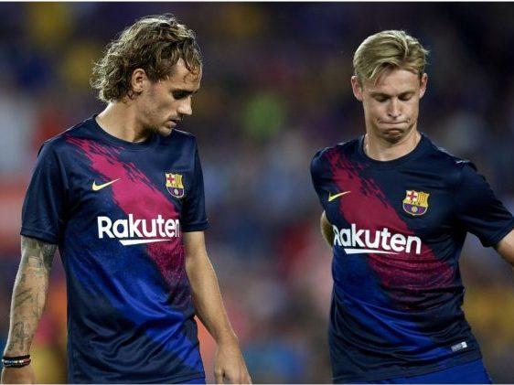 """Operacioni """"fshesa"""" te Barcelona, vetëm tre lojtarë nuk preken"""