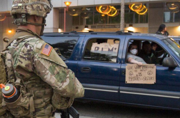Biden kundër mobilizimit nga Presidenti Trump të ushtrisë ndaj protestuesve